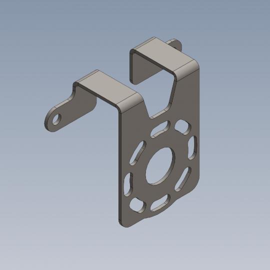 Gearbox Brackets / Plates