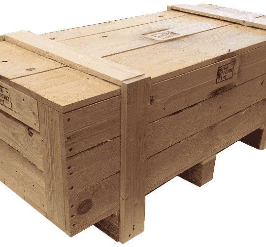 Transport crate